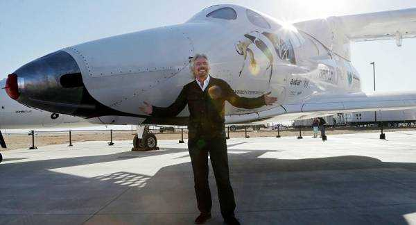 Richard Branson to Sell $500 Million Worth of Virgin Galactic Shares to Save Company