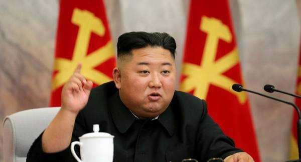 Kim Jong-un Chairs Meeting of WPK Military Commission, Discusses Increasing 'Nuclear War Deterrence'