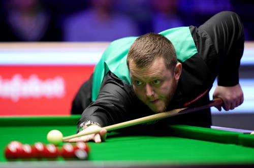 Mark Allen thumps Mark Selby to reach Tour Championship final