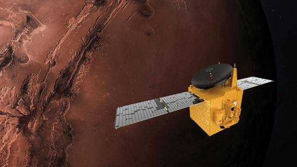 UAE's Mars orbiter launch from Japan delayed by weather