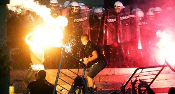 Damage From Belgrade Unrest Tops $1.1Mln, Assessment Underway - Photos, Videos