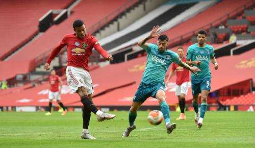 Manchester United's 'massive flood of positivity' excites Marcus Rashford