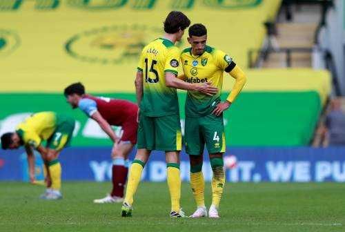 Daniel Farke: Norwich's relegation from Premier League is not unexpected