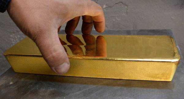 Russia Continues to Boost Gold Reserves, Adds Further $2.7 Bln to Int'l Assets