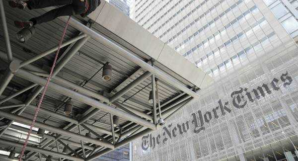 NYT Blasts Slave-Owning US Founding Fathers, But Overlooks Own Founder's Link to Confederacy: Report