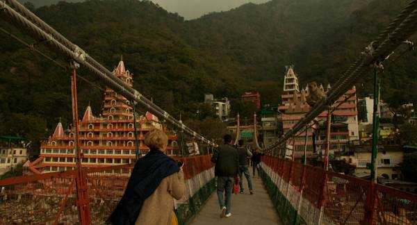 French Woman Arrested for Shooting 'Nude Video' in India's Holy City of Rishikesh