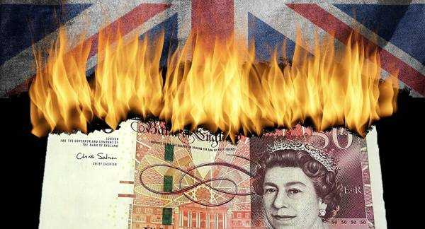 'Good Thing They Have Brexit Coming to Boost Economy': Twitter Users Mock UK Amid Recession, Covid