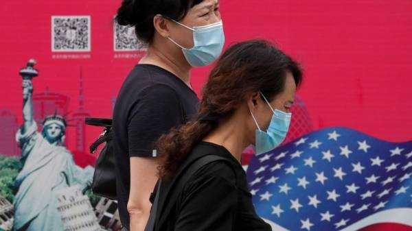 The Latest: Confirmed coronavirus cases reach 20 million
