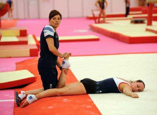 British gymnastics head coach to step aside during investigation