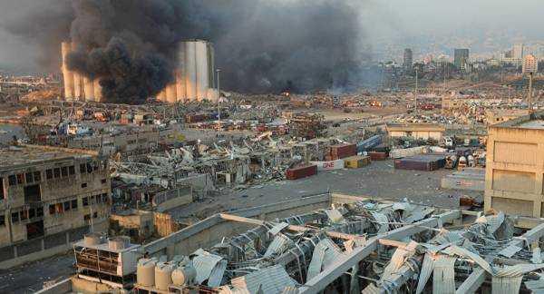 Ten Minutes of Destruction and Panic: Eyewitness Shares Harrowing Account of Massive Beirut Blast