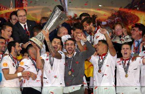 Sevilla in focus as the LaLiga side prepare to take on Wolves in Europa League