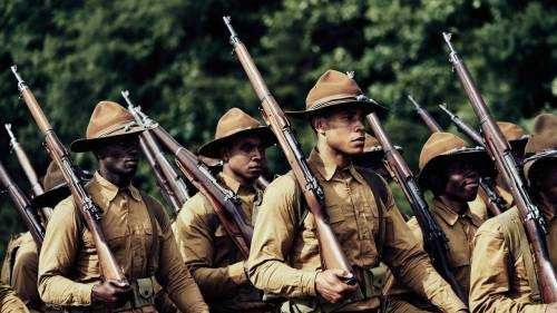 """What to Stream: """"The 24th,"""" a Passionate Historical Drama of Military Honor Amid Jim Crow"""