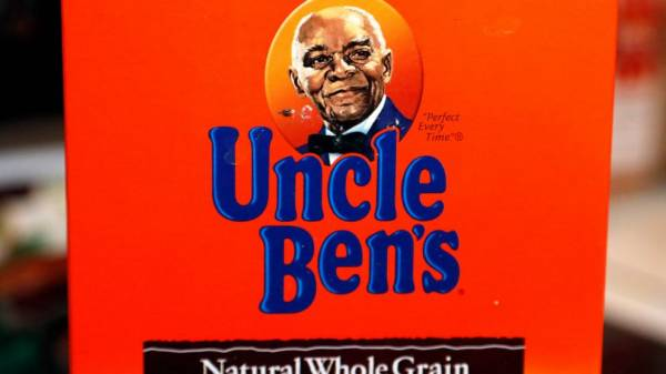Mars drops Uncle Ben's, reveals new name for rice brand