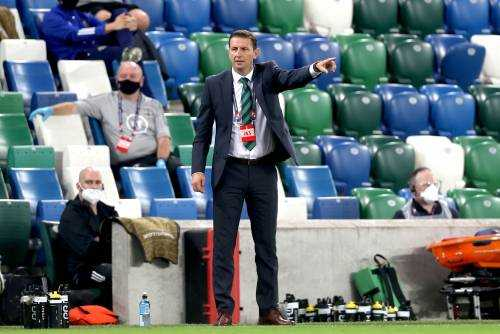 Northern Ireland hammered by Norway in Nations League clash at Windsor Park