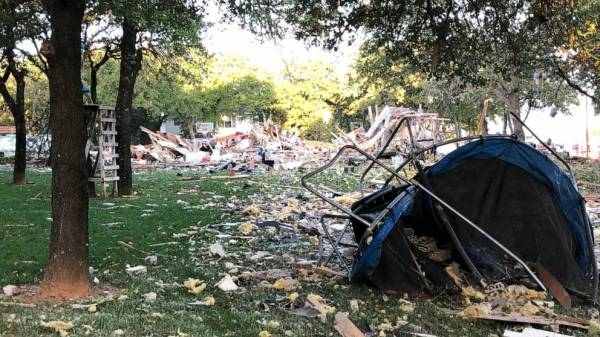 Teen girl dies in home explosion officials say caused by propane leak