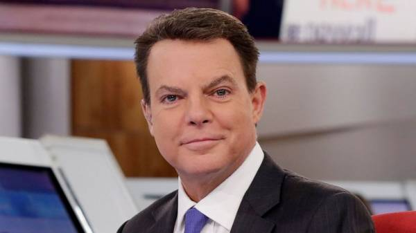 Nearly a year after sudden exit, Shepard Smith returns to TV