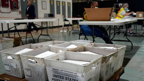 NC halts plan to resolve ballot issue with voter affidavits