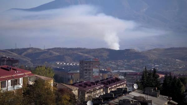 Clashes over separatist region of Nagorno-Karabakh continue