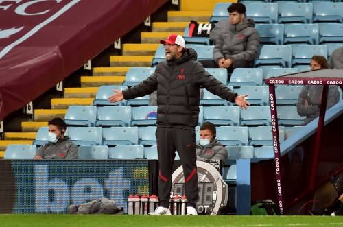 Liverpool's Villa Park mauling embarrassing and unacceptable – Andy Robertson