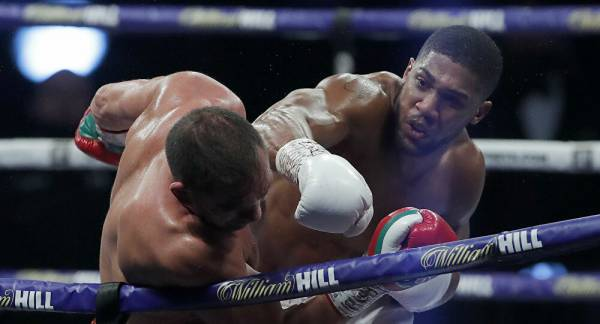 Boxing Fans Clamour for Anthony Joshua to Fight Tyson Fury but Will Deontay Wilder Step Aside?