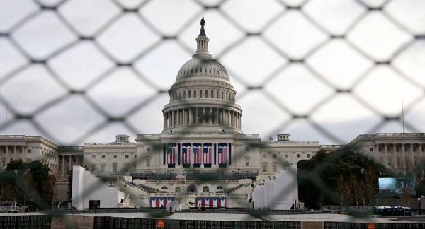 US Police Chief Calls for Permanent Fencing Around Capitol Building Amid Security Concerns