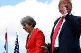 Ex-UK Prime Minister May Slams Boris Johnson for 'Abandoning Global Moral Leadership'