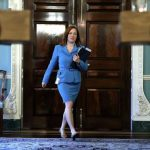 White House Press Secretary Jen Psaki Holds Her First Briefing