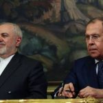 Russian Foreign Minister Lavrov and Iran's Zarif Hold Talks in Moscow