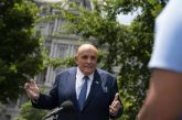 'I'm a Crazy Guy': Giuliani Says Dominion's $1.3 Bn Defamation Lawsuit Might Be Good News for Him