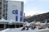 German Chancellor Merkel, French President Macron Deliver Addresses at Davos Virtual Forum