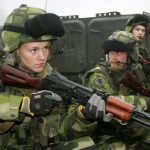 'It's Bloody Serious': Swedish Armed Forces Launch Free Period Products for Conscripts