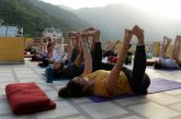 Indian State Offers Knowledge About Past Life to Treat Anxiety During International Yoga Festival
