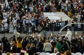 Pope Francis Says God 'Will Look After the People' After Holding 10,000-Person Mass Amid Pandemic