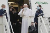 Pope Francis Visits Najaf on Second Day of Historic Trip to Iraq