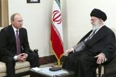 Russian Ambassador Delivers Putin's Message to Iranian Supreme Leader Via Senior Aide