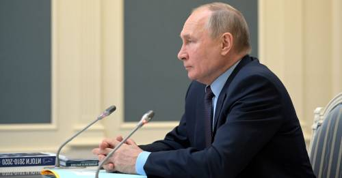 Putin warns West of harsh response if it crosses Russia's 'red lines'