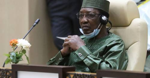 Chad's Deby wins sixth term as army fends off rebel advance
