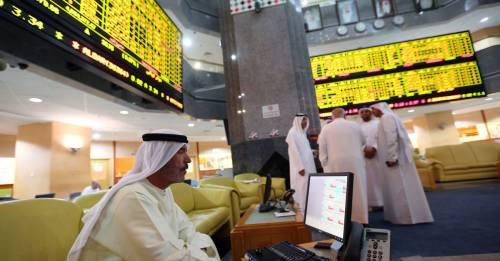 MIDEAST STOCKS Ex-dividend stocks hit Dubai as Gulf markets mixed