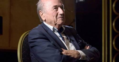 Former FIFA president Sepp Blatter says he will not appeal against latest ban