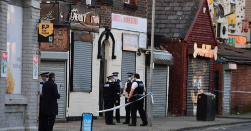 Liverpool machete attack: Man in 20s has hand 'chopped off' during horrendous assault