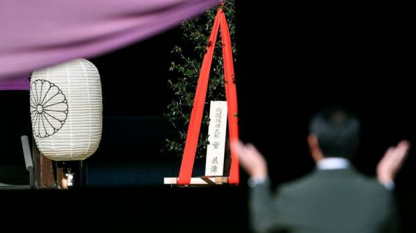PM Suga makes offerings at Yasukuni shrine but doesn't visit