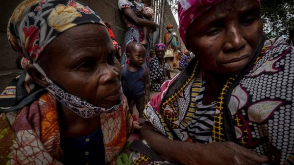 Malnutrition rising in Mozambique amid extremist insurgency
