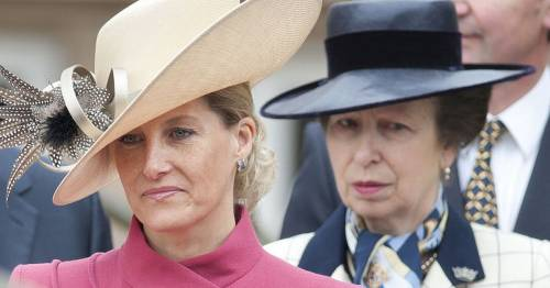Princess Anne and Sophie Wessex to be Queen's first visitors before her 95th birthday