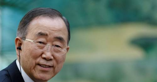 Ex-U.N. chief Ban urges Guterres to engage directly with Myanmar army