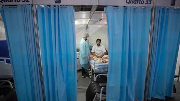 Brazil COVID cases still soaring among unprotected majority