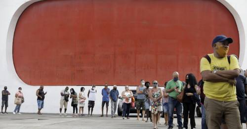 Brazil cases dropping but relaxing health measures could reverse gains - PAHO