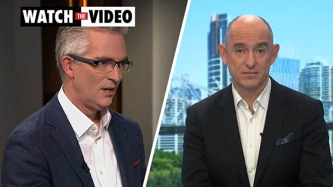 MP's tense TV exchange over Holgate saga