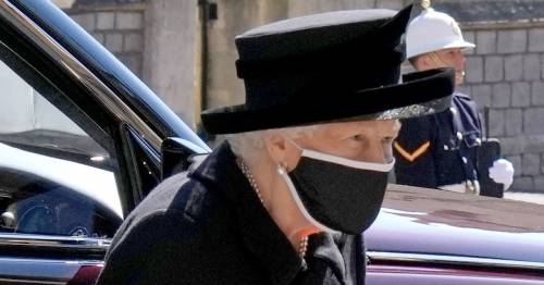 Queen could take a 'step back' from royal duties after Philip's funeral, expert claims