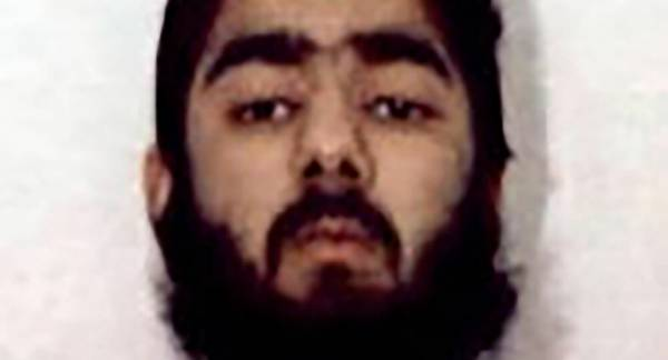 Usman Khan Dropped Muslim Prayer Book As He Launched Murderous Attack With Knives Taped To His Hands
