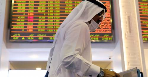 MIDEAST STOCKS Mixed close for Major Gulf bourses